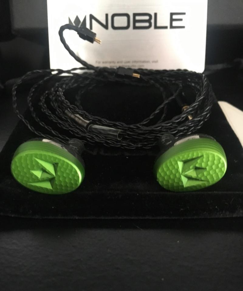 [FC] Vendo In Ear NOBLE SAGE 27da2e10