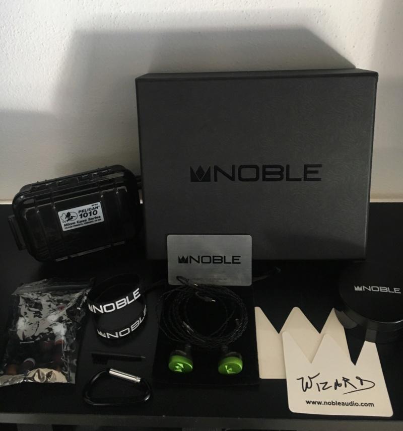 [FC] Vendo In Ear NOBLE SAGE 50946210