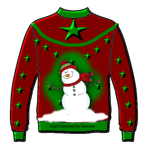 CONTEST: Ugly Christmas Sweater Contest Uglysw10