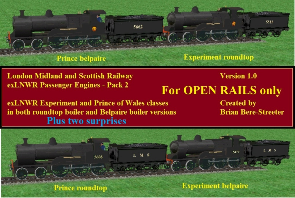 Locomotives in the Works Exlnwr10