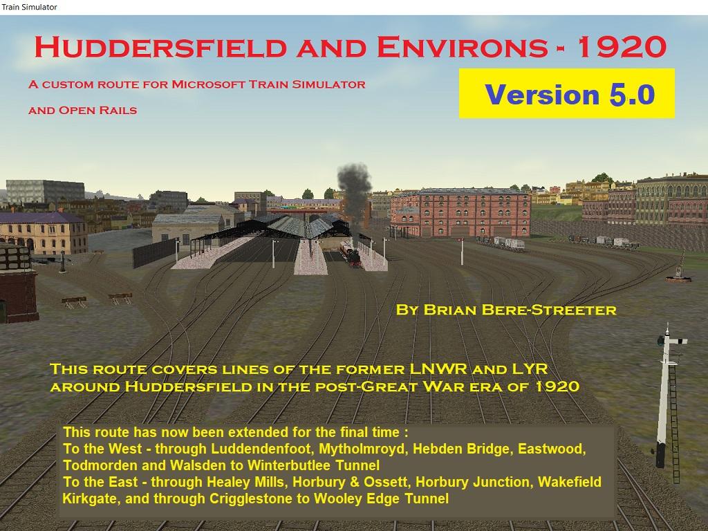Huddersfield & Environs LMS Hudder10