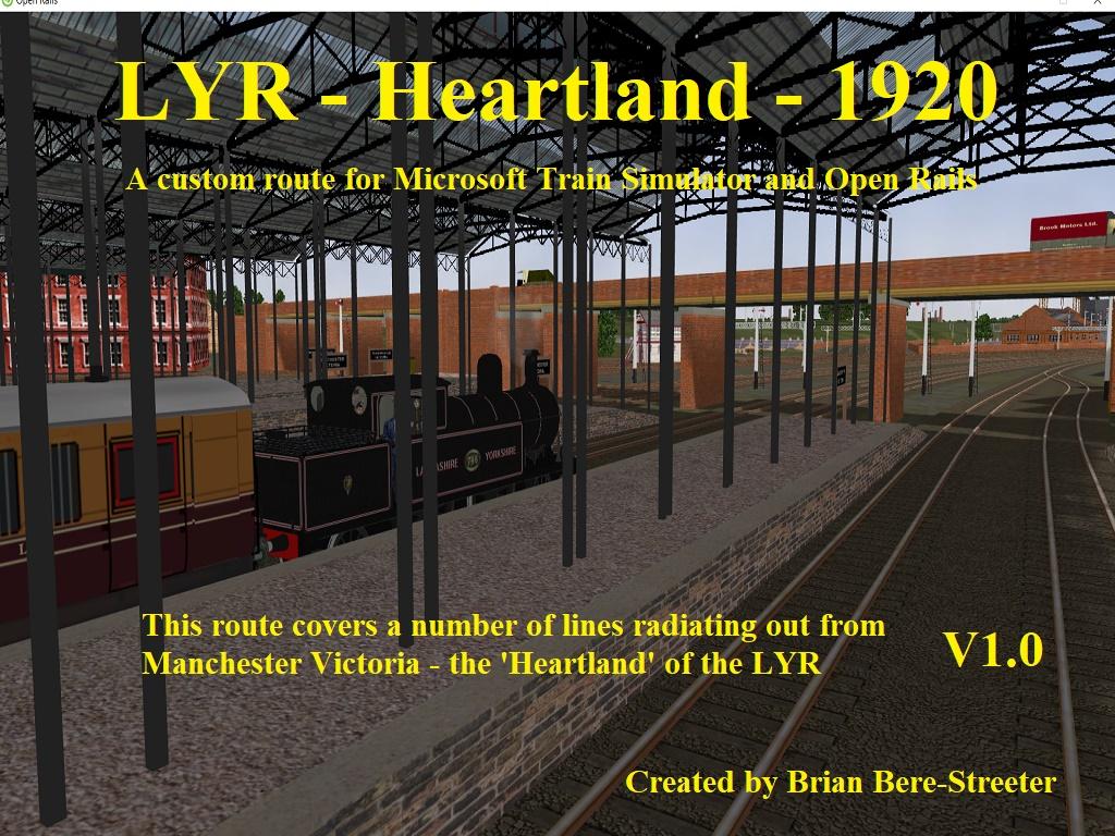 LYR - Heartland - 1920 Lyr-he10