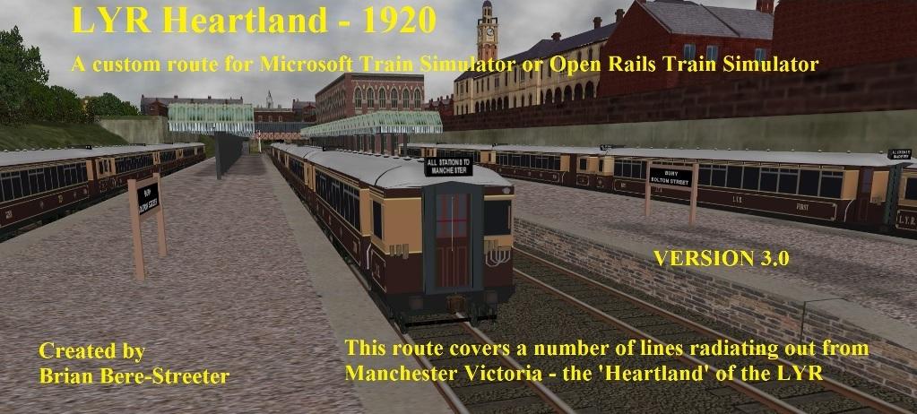 LYR - Heartland - 1920 Lyr-he12