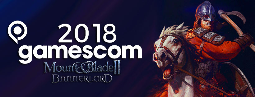 Mount and Blade II Bannerlord en la Gamescom 2018 Gamesc10