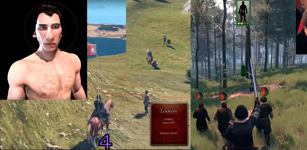 Diario Semanal de desarrollo de Bannerlord 93: Acciones y consecuencias Sin-tz15