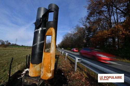 La moitié des radars auraient été mis hors-service en France Vigen11
