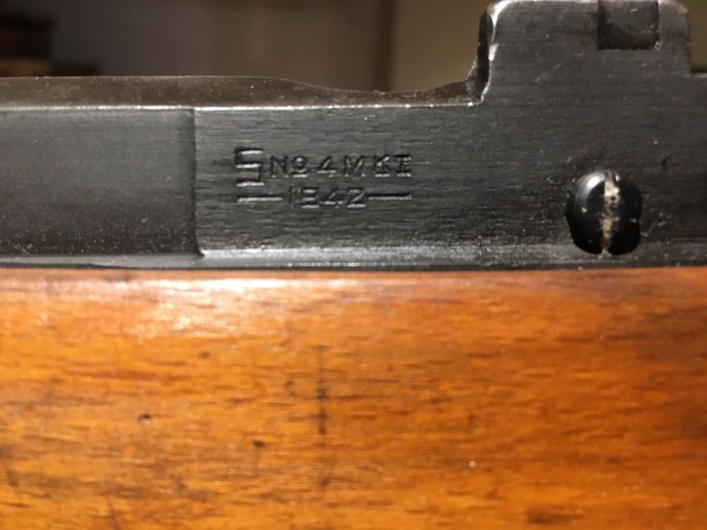 No4 Mk1 Savage S110