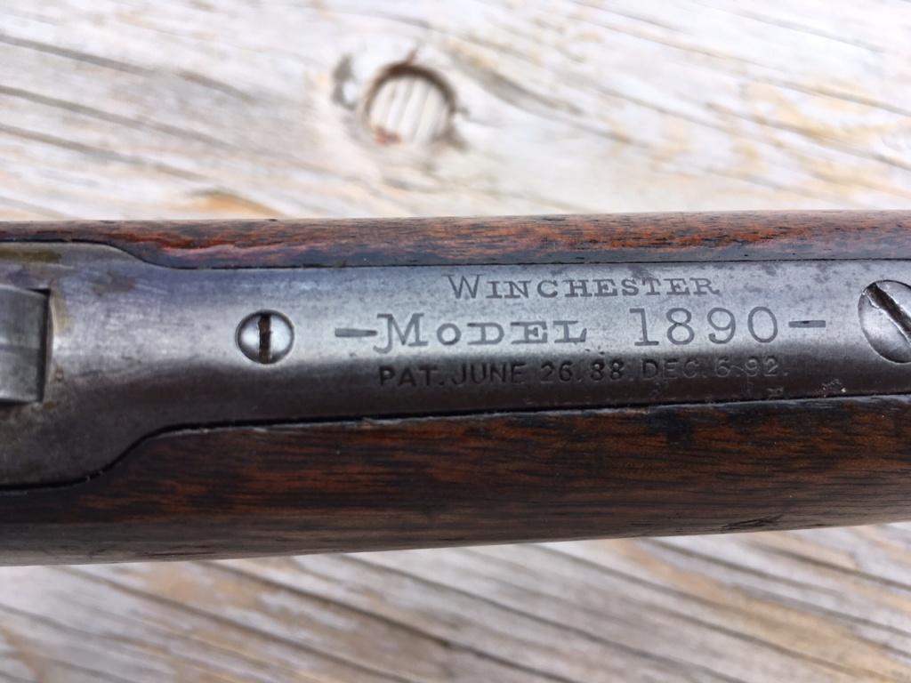Winchester 1890 W2210