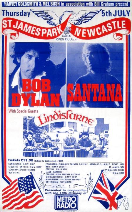 """Bob Dylan España 2018/2019 - Referencias Interpretativas - """"El Set"""", 2013-2019 - Página 4 1984-026"""
