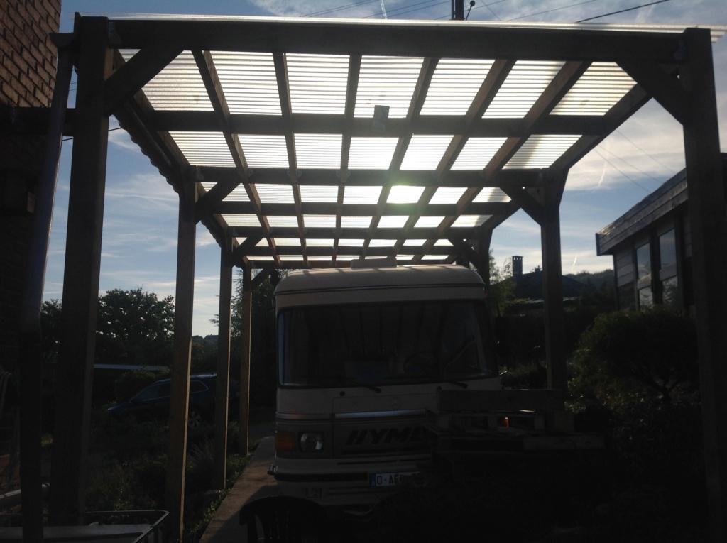 Construction d'un  car-port pour mon Hymer 310D - Page 2 D_hui10