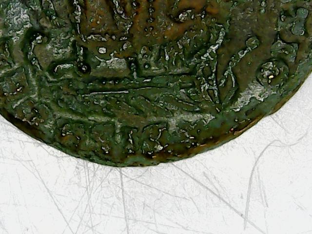 AE3 de Constancio II. FEL TEMP REPARATIO. Emperador en barca. Siscia 2018-060