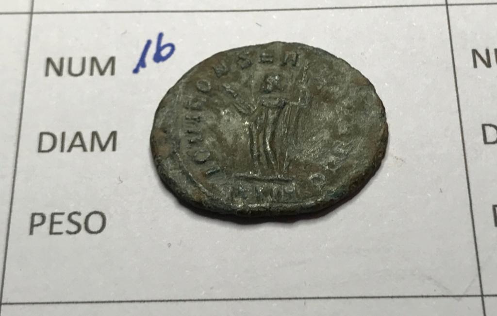 Aureliano de Maximiano Hércules. IOVI CONSERVAT AVGG. Júpiter a izq. Roma Img_8613