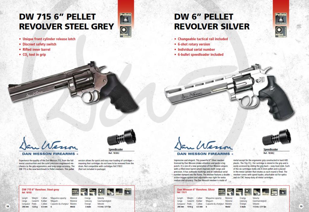 Versions du Dan Wesson et Legends S60 (plombs diabolo) - Page 2 Captur14