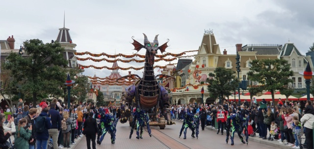 Le Festival Halloween Disney (du 1er octobre au 7 novembre 2021) - Page 4 20211010