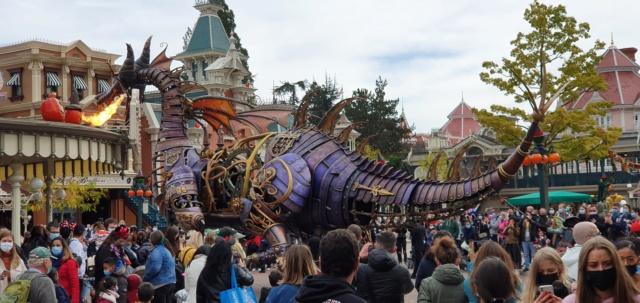 Le Festival Halloween Disney (du 1er octobre au 7 novembre 2021) - Page 4 20211011