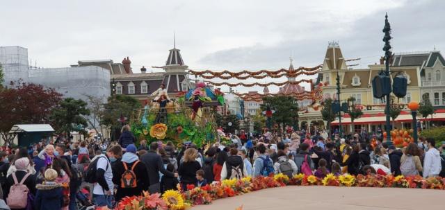 Le Festival Halloween Disney (du 1er octobre au 7 novembre 2021) - Page 4 20211012