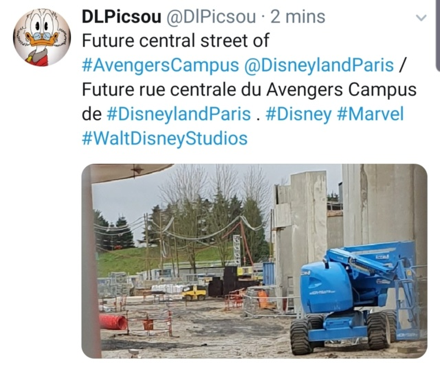[Parc Walt Disney Studios] Avengers Campus (2021) > infos en page 1 - Page 7 Screen11