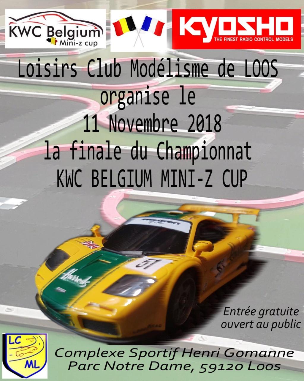 7ème Manche KWC BELGIUM MINI-Z CUP à LOOS 59120 (Haut de France proche de LILLE) Affich10