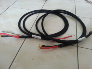 Canare 4s11 speaker cable tuned by Cable Solution LLC(Sold) 20180729