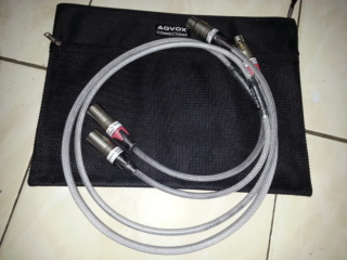 Aqvox high end XLR from Germany(Sold) 20180813