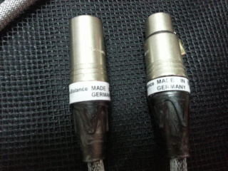 Aqvox high end XLR from Germany(Sold) 20180815
