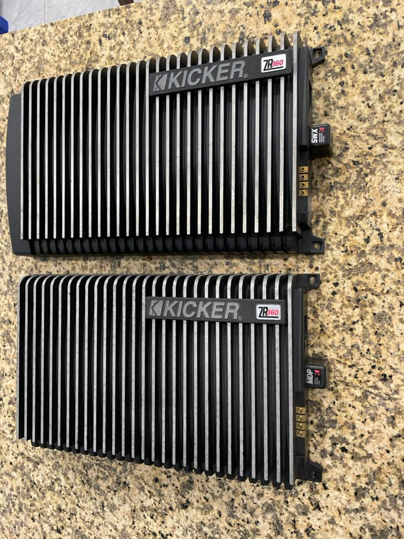 Kicker ZR Amp (Sold) 5b9b5210