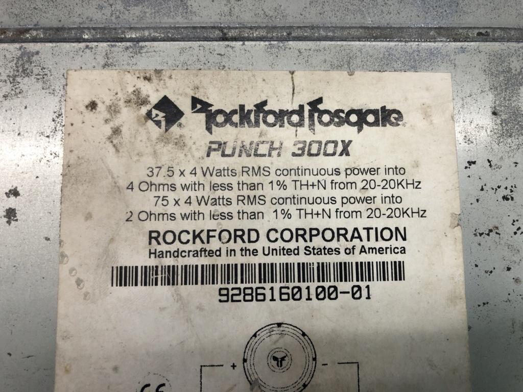 Rockford Fosgate Punch Series  5fcb4010