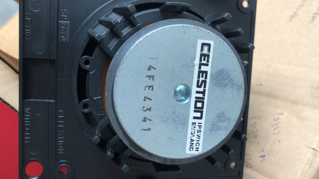 Celestion Spare Part (Sold) 6a00f810