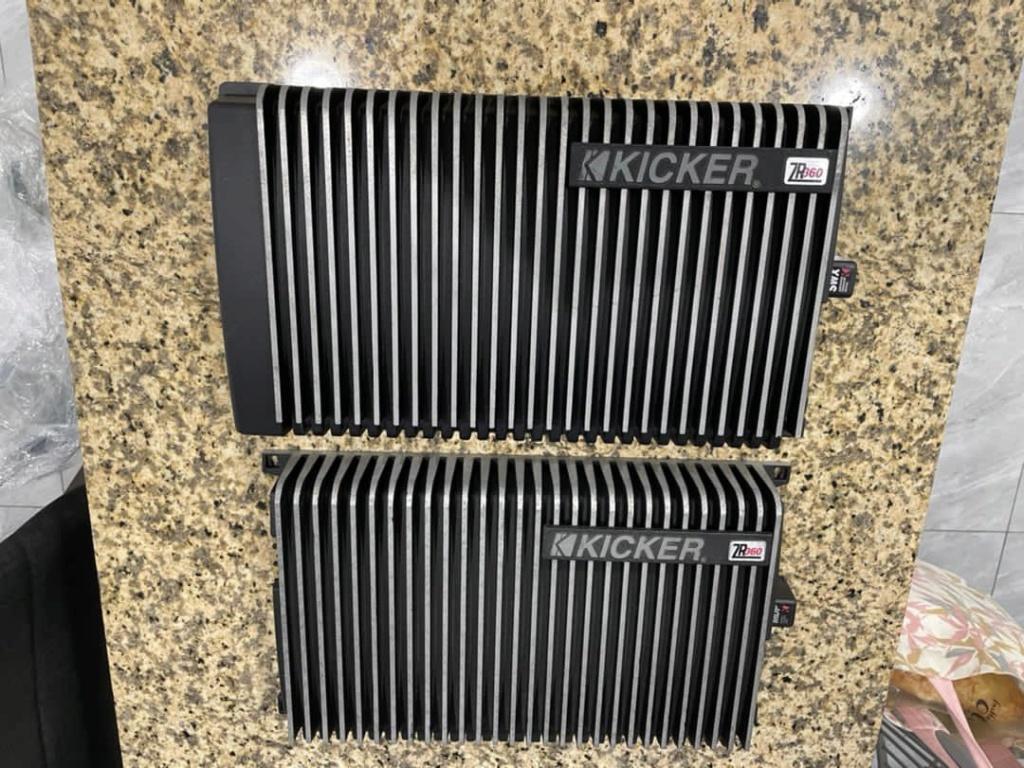 Kicker ZR Amp (Sold) 78297e10