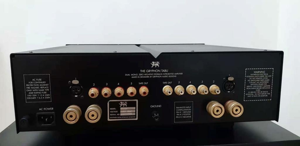 Integrated Amp 8e7bcf10