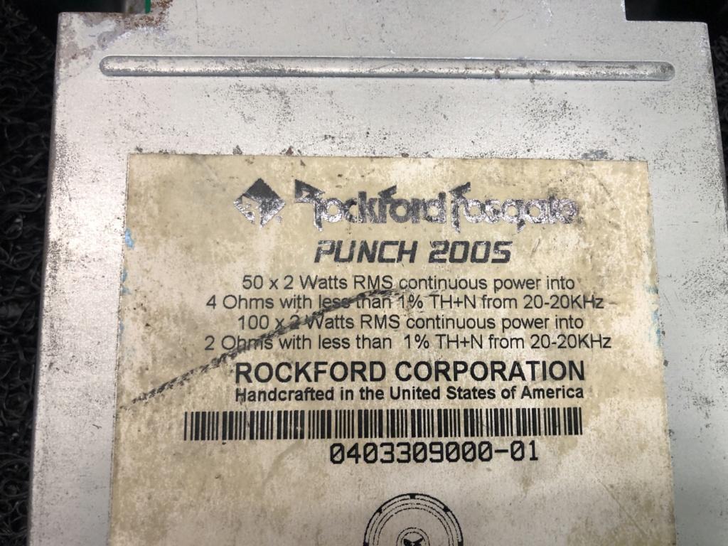 Rockford Fosgate Punch Series  C8c25f10