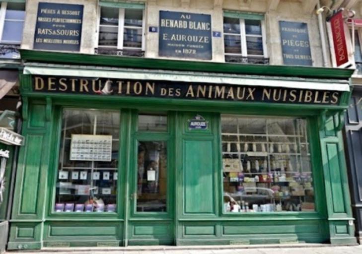 Tourisme / Loisirs :  Top 10 des secrets les mieux gardés de Paris Destru10