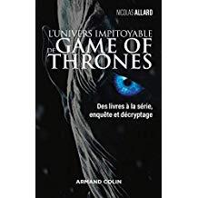 L'univers impitoyable de GAME OF THRONES, des livres à la série, enquête et décryptage Game_o10