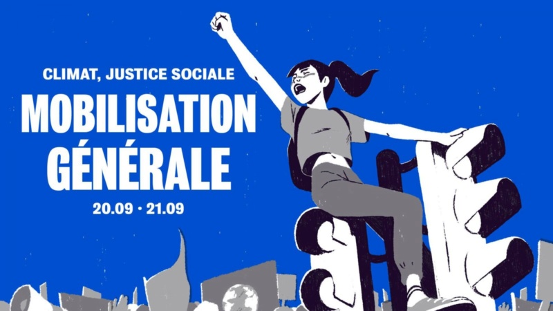 #Climat : Ensemble, marchons pour notre avenir - RV Samedi 21 septembre à Paris Marche10