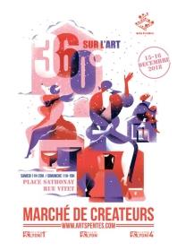 Tourisme à Lyon :  L'Association Arts Pentes fait découvrir le quartier des créateurs Marchz10