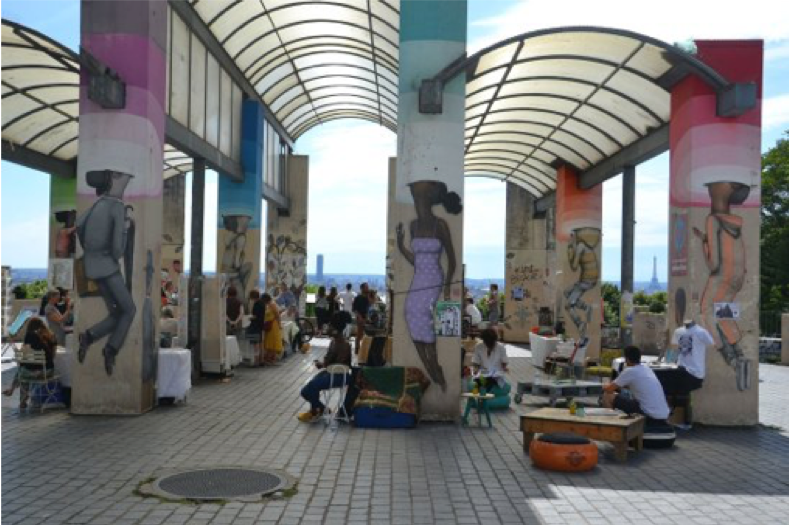 Tourisme / Loisirs :  Top 10 des secrets les mieux gardés de Paris Street10