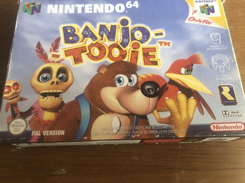 Doute sur authenticité de boite - Banjo-Tooie - Nintendo 64  Img_7124