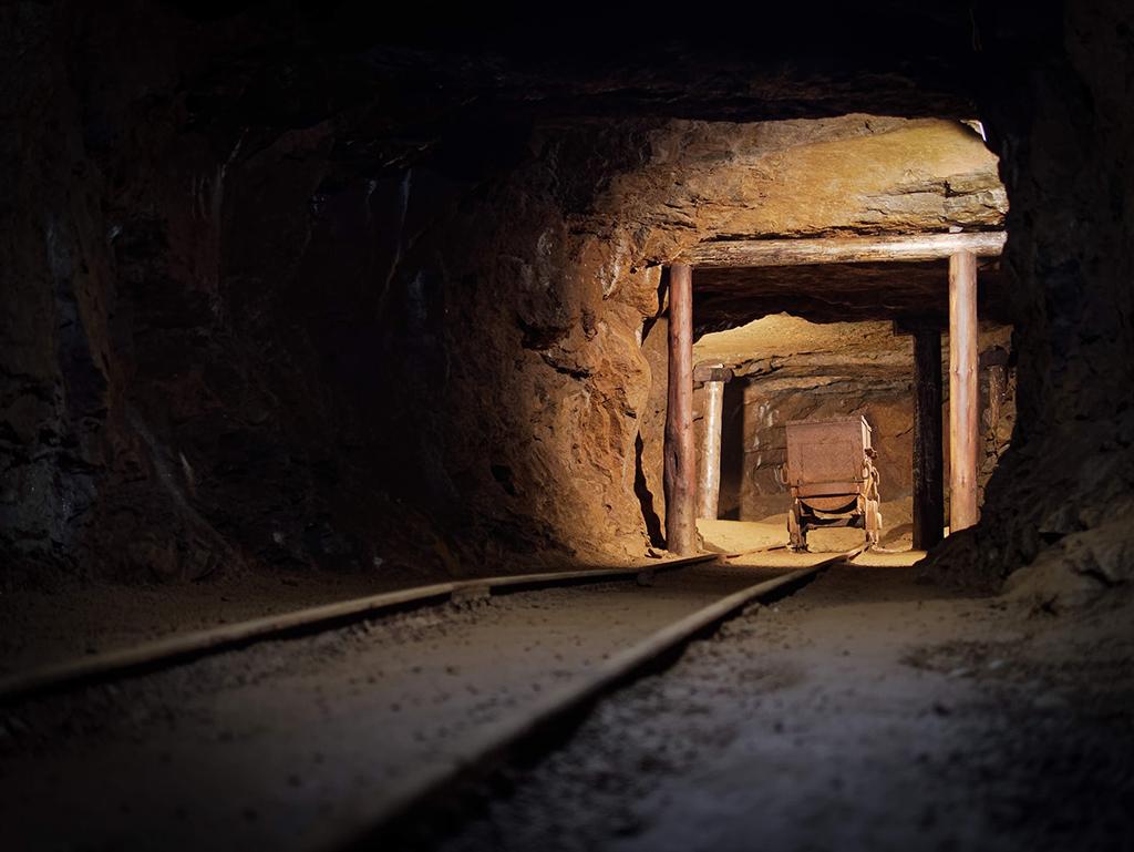 Au fond de la mine Mine10
