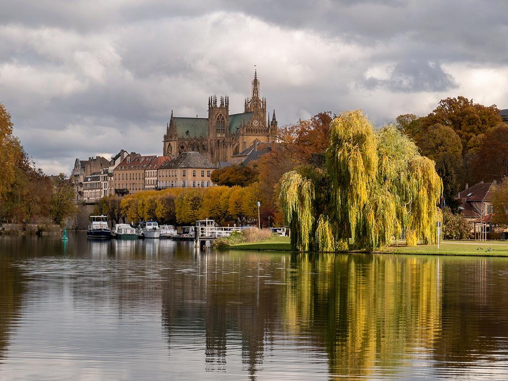 Plan d'eau Saint-Symphorien de Metz Plande10