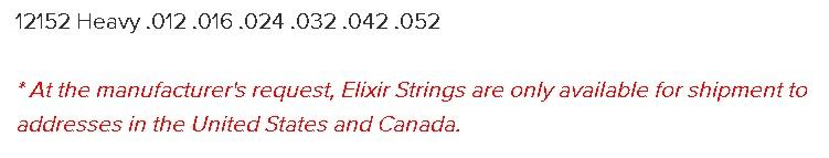 comprar cordas online, no exterior, como funciona? - Página 3 Elixir10