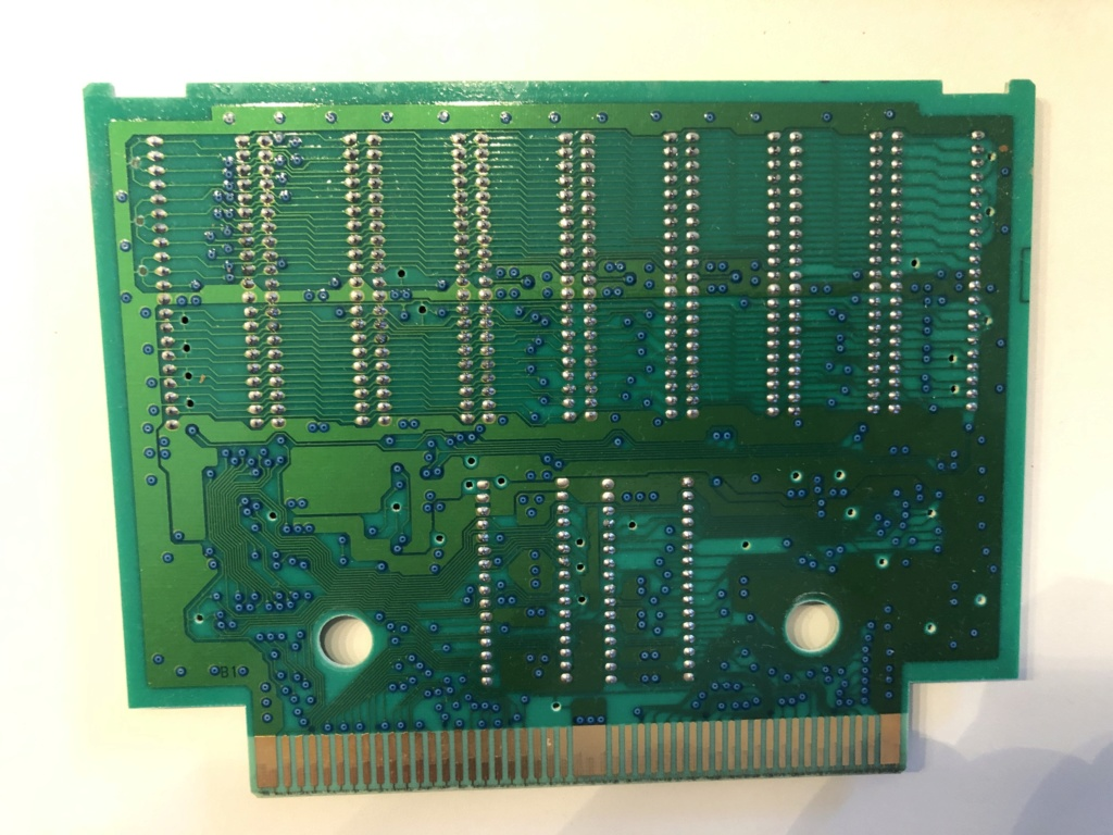 Photos pcb et étiquette cartouche Spinmaster us aes  Img_7512