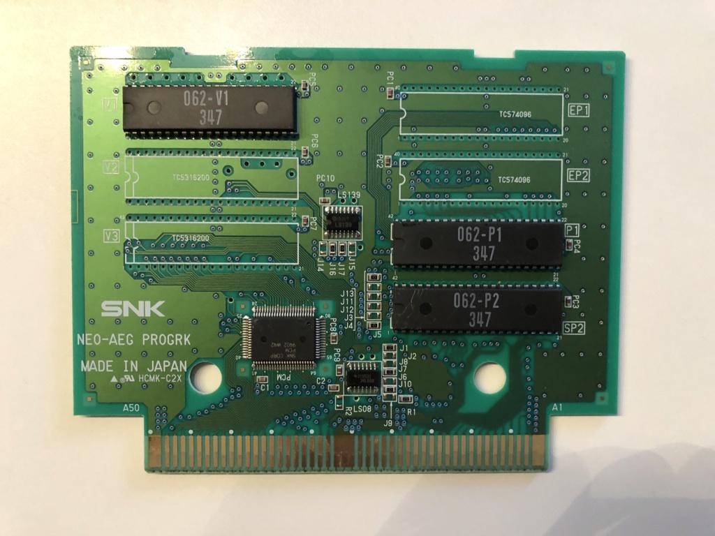 Photos pcb et étiquette cartouche Spinmaster us aes  Img_7513