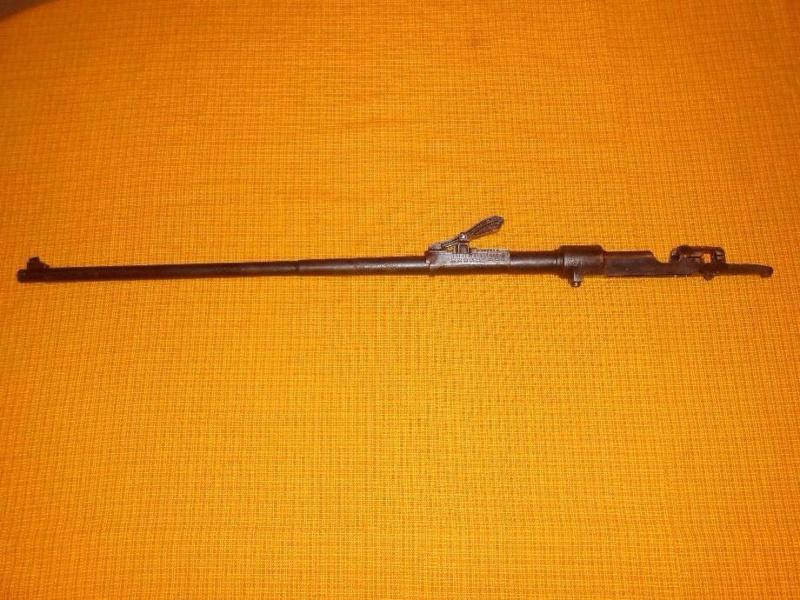 Démontage canon mauser K98 / G98 - Page 2 113