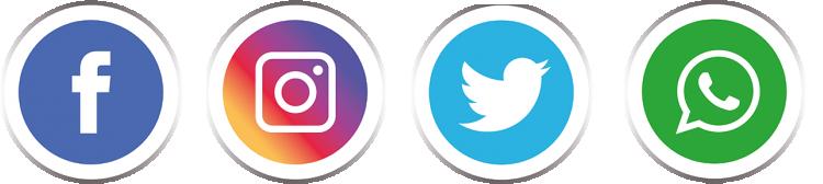 طلب بتصميم شعارات التواصل الاجتماعي Social11
