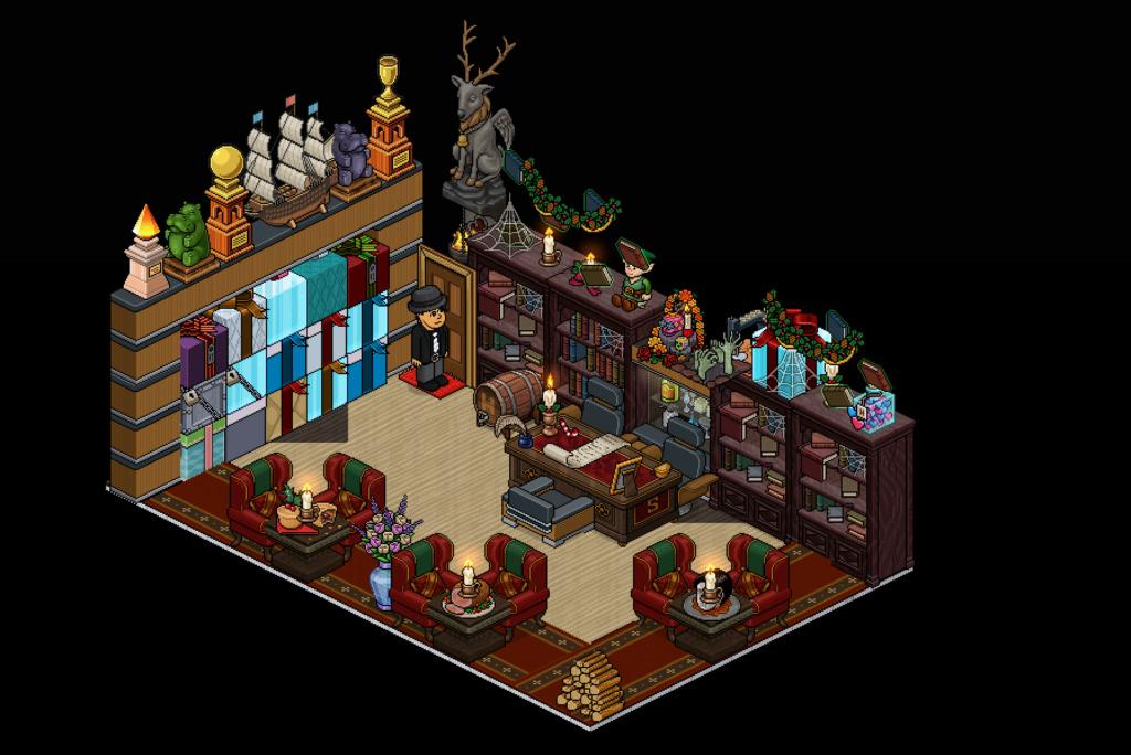 Votre bureau de noël <3 Captur54