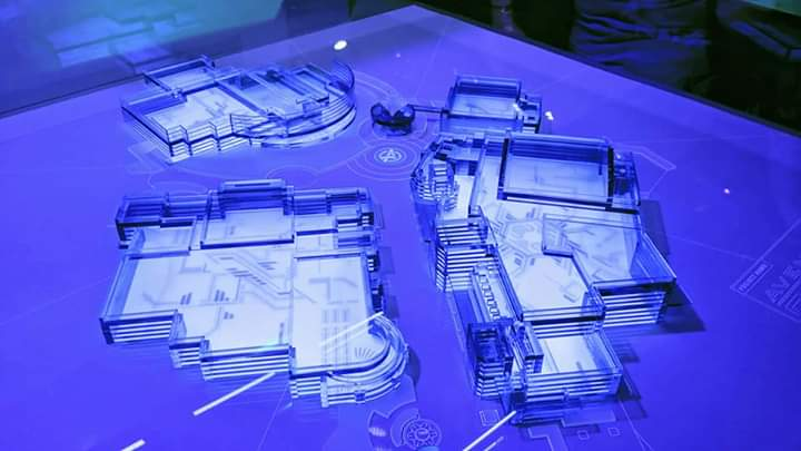 [Parc Walt Disney Studios] Avengers Campus (2021) > infos en page 1 Avenge12
