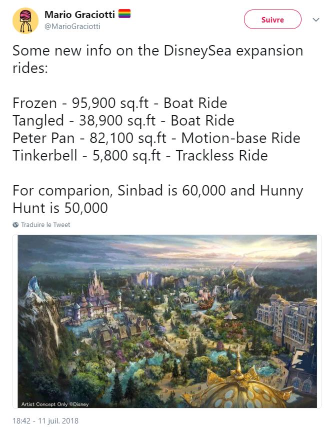 """[Tokyo DisneySea] Fantasy Springs : nouveau Port """"Reine des Neiges/Raiponce/Peter Pan"""" (2022) - Page 4 Extens10"""