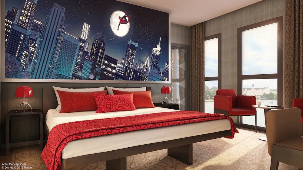 Disney's Hotel New York - The Art of Marvel [2021] - Page 20 Hotel_10