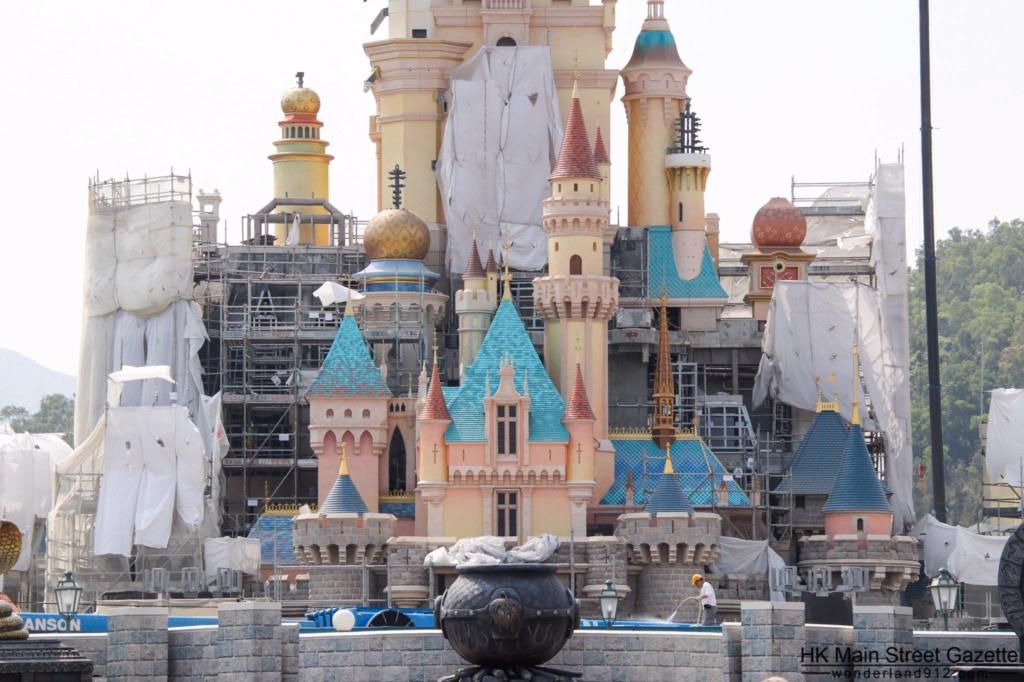 [Hong Kong Disneyland] Castle of Magical Dreams (2020) - Page 10 Img_2033