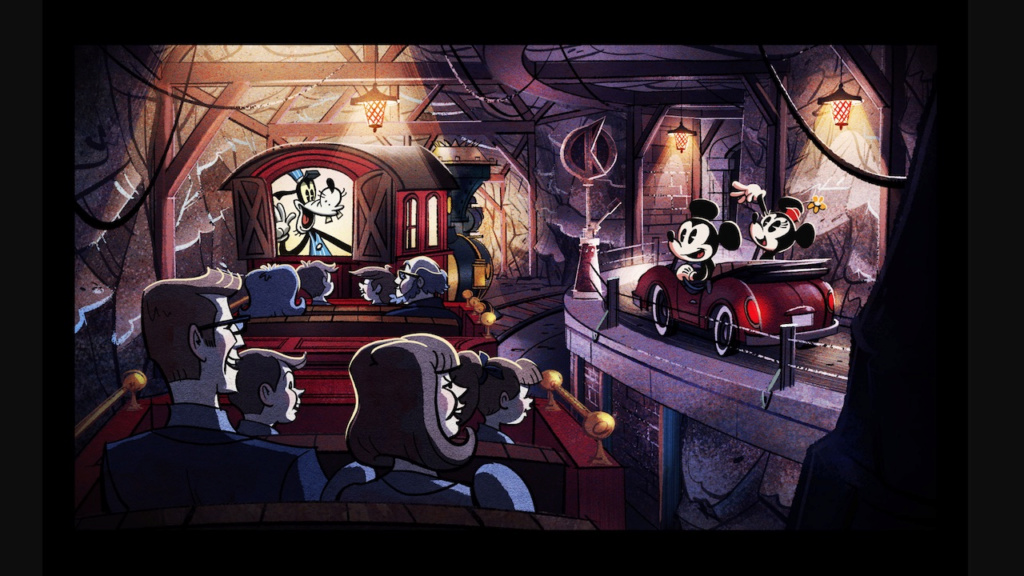 [Disneyland Park] Mickey and Minnie's Runaway Railway (2022) Wdw_co10
